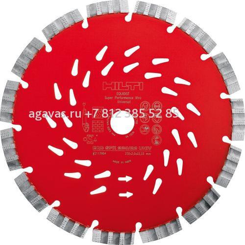 Купить диск хилти по бетону как бетонная смесь подается к месту укладки
