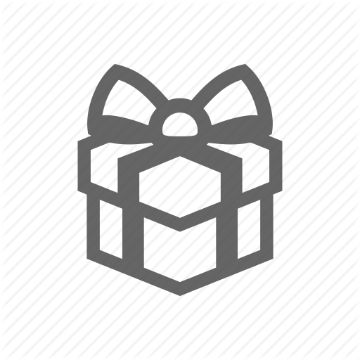 Пиктограмма подарок